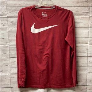 Nike Crewneck Long Sleeve T-Shirt